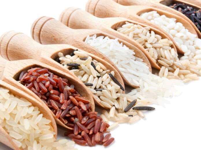 healthiest types of rice