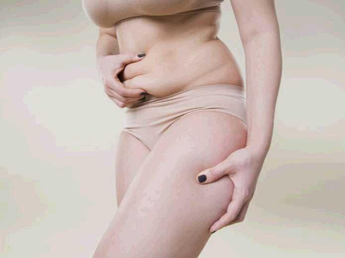 belly versus thigh fat