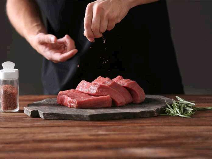 healthy meat-based diet