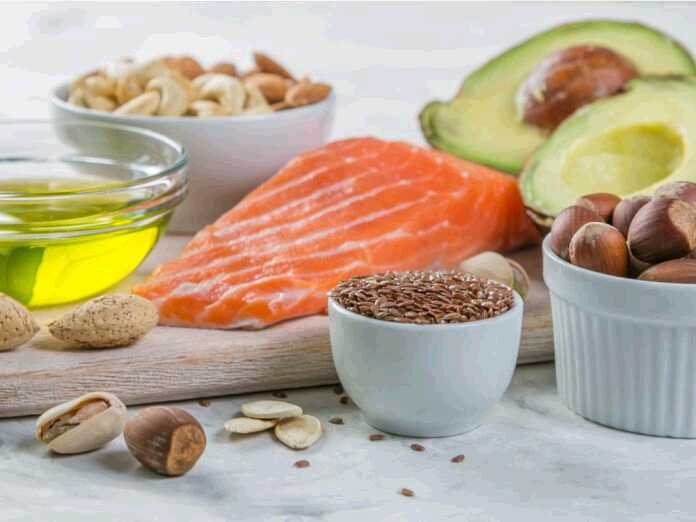 not eating enough healthy fats